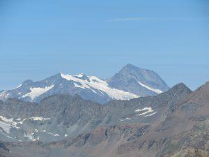 Mont Pourri 3779 m